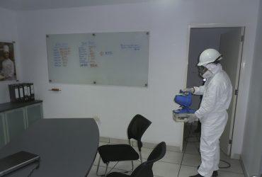 Saneamiento ambiental y control integral de plagas